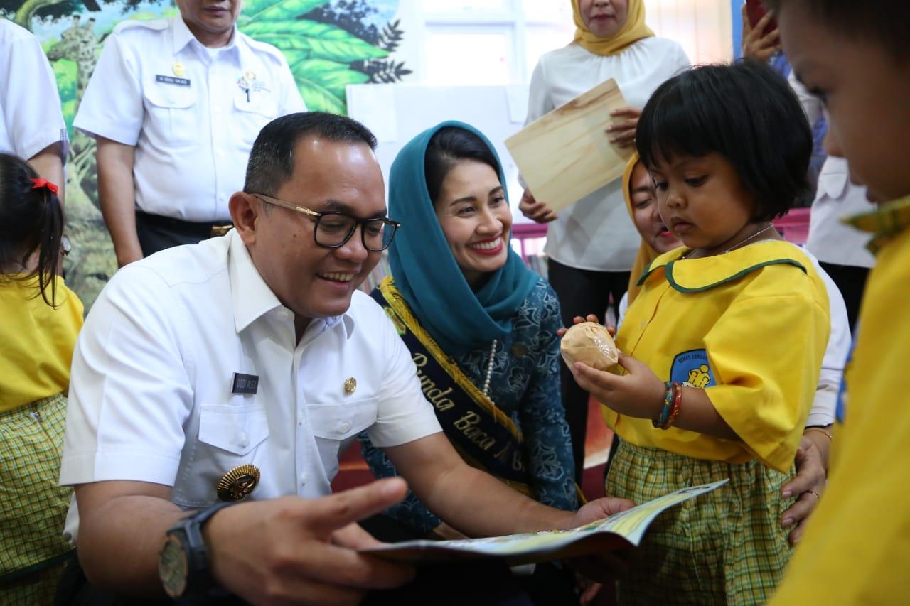 Dodi Reza Minta Kader Golkar Lebih Aktif Lagi Emban Aspirasi Rakyat Sumsel