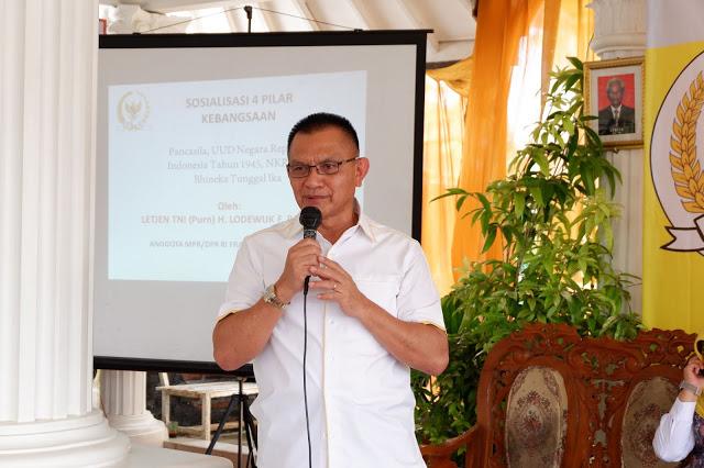 Tak Bisa Sendirian, Lodewijk Paulus Ajak Masyarakat Lampung Gotong Royong Lawan COVID-19