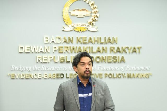 Maman Abdurrahman Pastikan Revisi UU Minerba Sudah Sesuai Prosedur dan Transparan