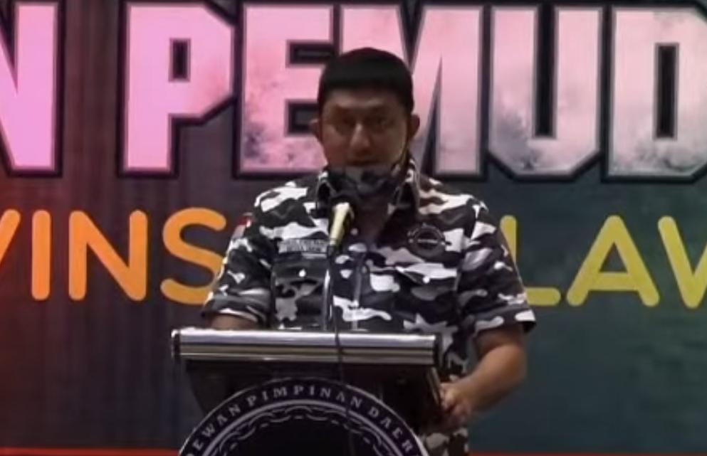 Fahd Arafiq Siap Pasang Badan Jika Ada Ketua Partai Ingin Pecat Kader Bapera