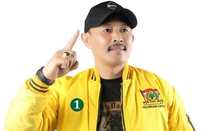 Syaefudin Diberhentikan Dari Kepengurusan Partai Golkar Kabupaten Indramayu