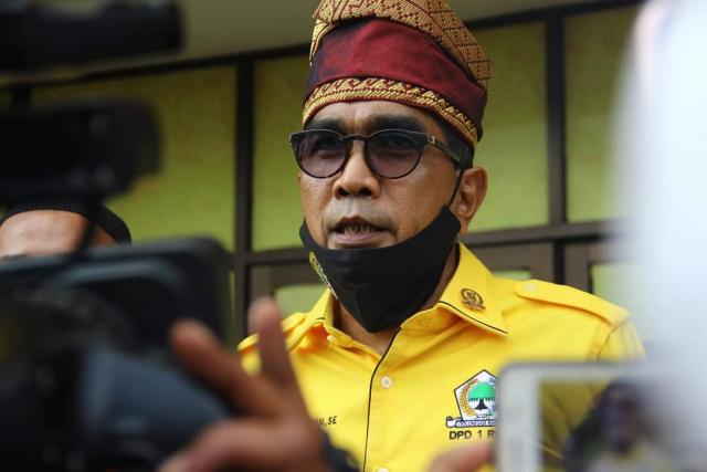 Fraksi Golkar DPRD Riau Dukung Wacana Penggratisan Bea Balik Nama Kendaraan