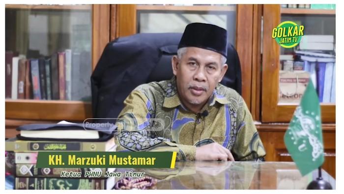 Ketua PWNU dan PW Muhammadiyah Beri Tausiyah Ramadhan di Golkar Jatim