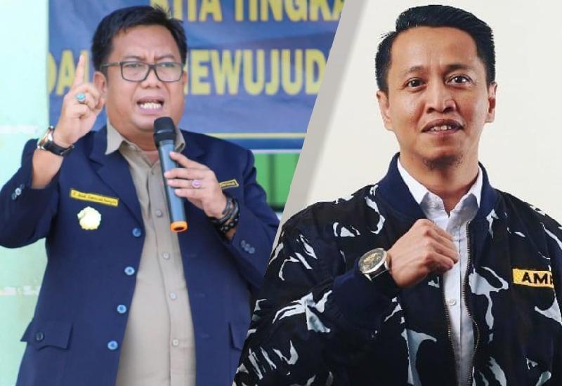 Hamzah Pangki Tak Keberatan Berpaket Dengan Jamaluddin Syamsir di Pilkada Bulukumba 2020
