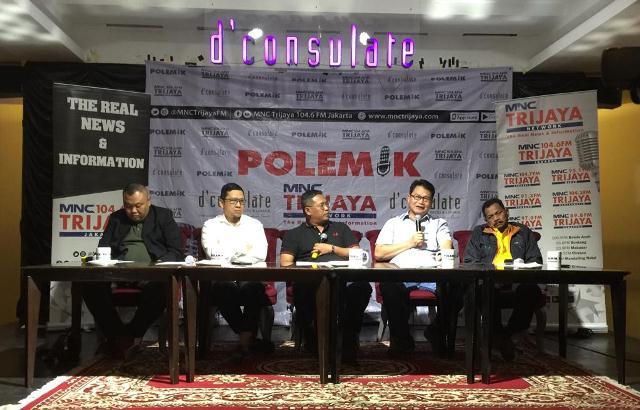 SMRC Sarankan Jokowi Netral Dalam Perebutan Kursi Ketum Golkar
