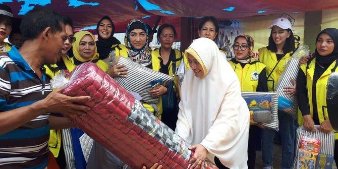 IIPG Gelar Baksos dan Pengobatan Gratis Bagi Korban Banjir di Cipinang Melayu