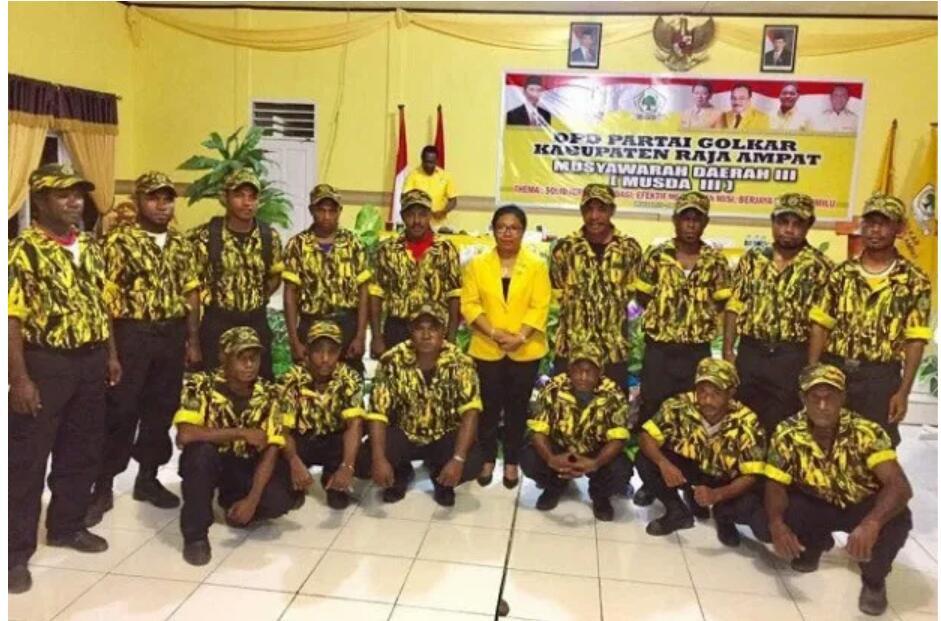 Jelang Musda, Selvi Wanma Harap Posisi Ketua Golkar Provinsi Diisi Orang Asli Papua