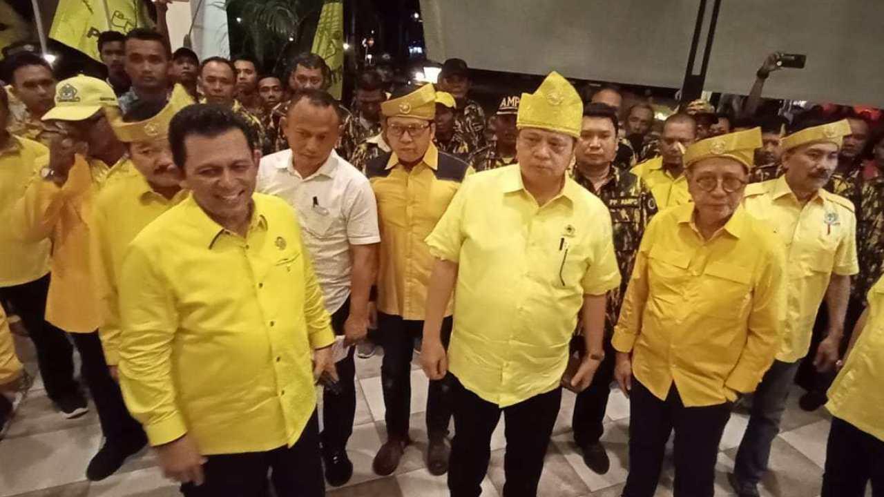 Ansar Ahmad Beri Sinyal Lepas Jabatan Ketua Golkar Kepri