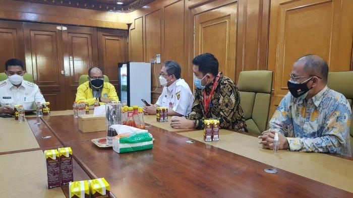 Aset Milik Pemkot Samarinda, KPK Minta Golkar Kaltim Serahkan Kantor Sekretariat Dengan Suka Rela