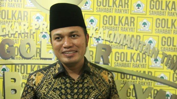 Rudy Mas'ud Ungkap Usul Pergantian Ketua DPRD Datang Dari Fraksi Golkar DPRD Kaltim