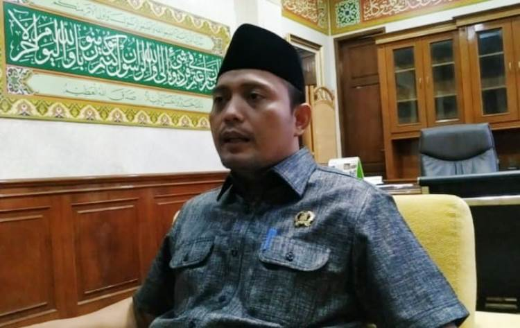 Bantu Pemkab Hadapi Corona, Bahrul Ulum Ungkap DPRD Serang Pangkas Dana Reses dan Kunker