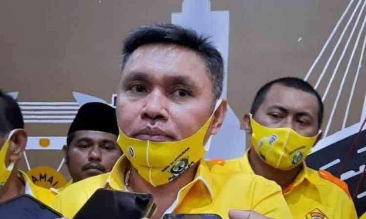 Sangadji Optimis Di Bawah Agrapinus 'Nus Kei' Rumatora, Golkar Maluku Tenggara Bakal Bangkit