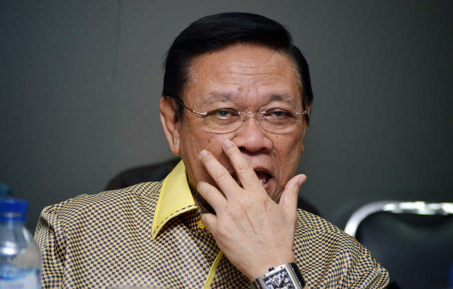 Ketua Dewan Pakar Partai Golkar, HR Agung Laksono Jadi Relawan Uji Klinis Vaksin Nusantara
