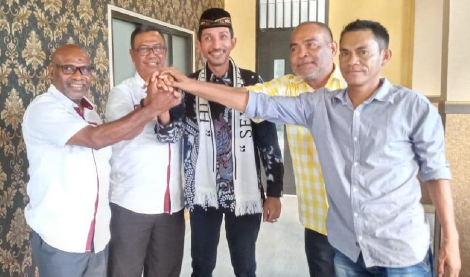 Tokoh Muslim Papua Barat, Sirajudin Daftar Balon Bupati Manokwari Lewat Golkar