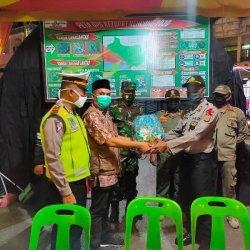 Ketua DPRK Abdya Nurdianto Kunjungi Pos Perbatasan dan Posko Lebaran di Lembah Sabil