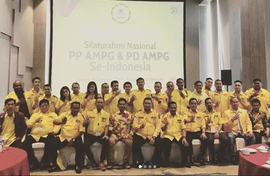 Ingin Tampil Milenial, AMPG Rubah Nama Jadi Anak Muda Partai Golkar