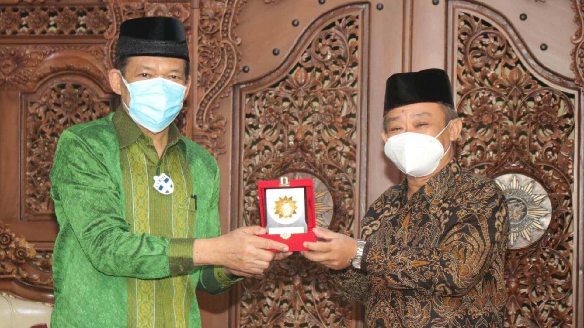 Cegah Mengalir Untuk Terorisme, KH Noor Achmad Sebut Baznas Bakal Gandeng DMI Awasi Kotak Amal