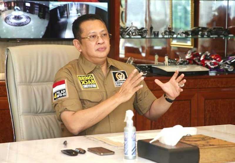 Tekan Penyebaran COVID-19, Bamsoet Minta PSBB di DKI Jakarta, Jabar dan Jatim Diperketat
