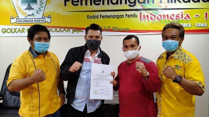 Bambang Patijaya Minta Kader Golkar Bangka Barat Menangkan Markus-Badri Syamsu