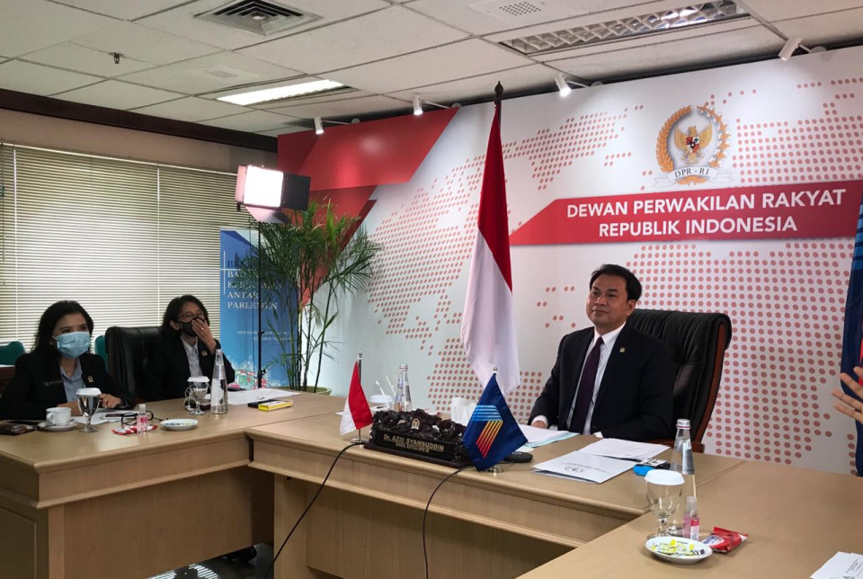 Tanggapi Kasus Mutilasi Rinaldi, Azis Syamsuddin Minta Anak Muda Bijak Kenalan Lewat Medsos