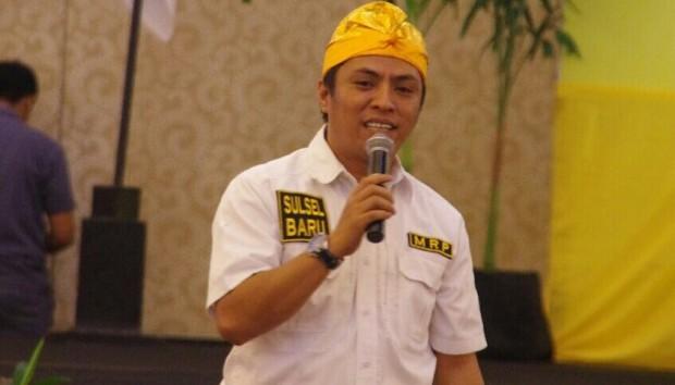 Nyaman Bersama Golkar, Risman Pasigai Sebut Dukungan Untuk Danny Pomanto Tak Bergeser