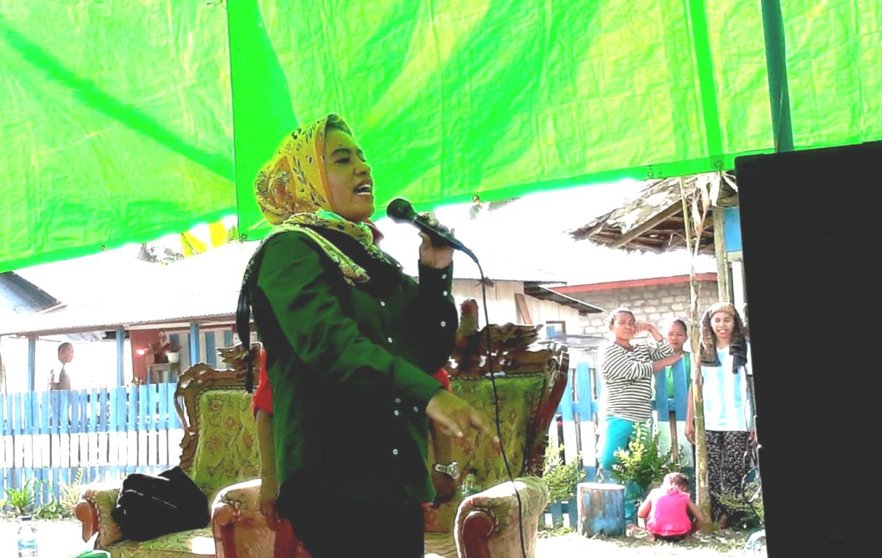 Unggul Pleno Kecamatan, Fifian Mus Catat Tiga Rekor Sekaligus di Pilbup Kepulauan Sula