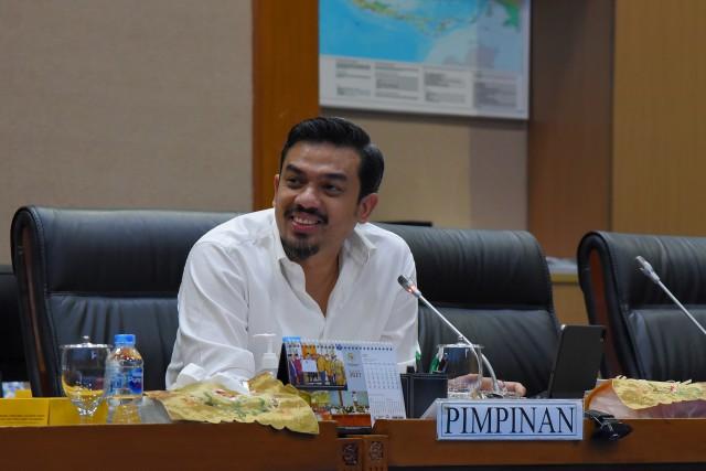 Maman Abdurrahman Desak BPH Migas Percepat Pembangunan Pipa Transmisi Cilegon-Semarang