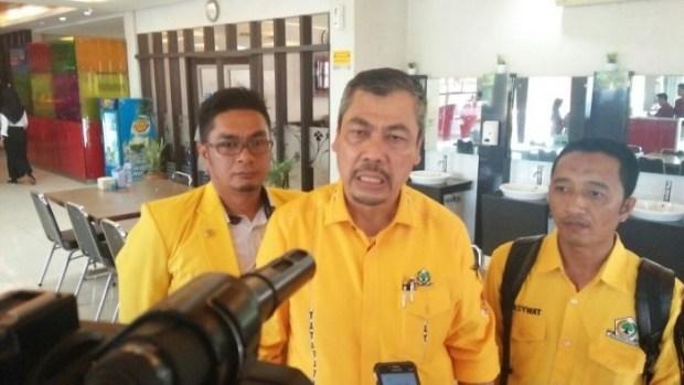 Endang PU Ishak Tuding Musda Golkar Ogan Ilir Ilegal dan Cacat Hukum