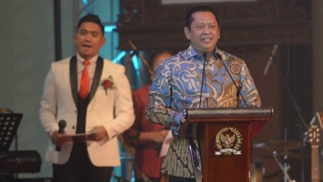 Bambang Soesatyo Harap Perayaan Natal Jadi Momentum Perkuat Semangat Kebhinekaan