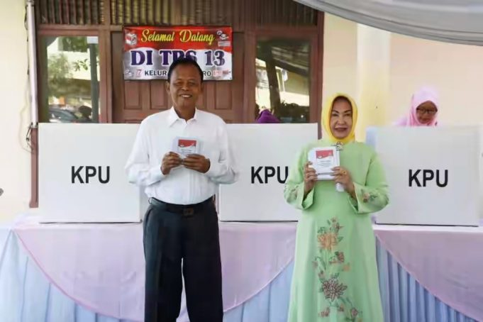 Achmad Pairin Optimis Golkar Raih 4 Kursi DPRD Kota Metro
