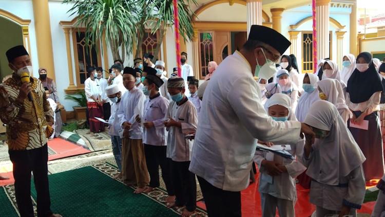 Andi Achmad Dara Gelar Buka Puasa Bersama dan Santuni Ratusan Yatim Piatu di Sepatan, Tangerang