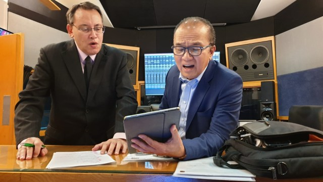 Gandeng Pesohor Selandia Baru Luncurkan Album 'Friends For Good', Gaya Diplomasi Tantowi Yahya