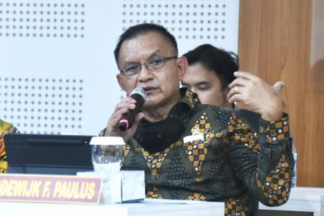 Kerap Diabaikan, Lodewijk Paulus Minta Kesejahteraan Prajurit TNI Lebih Ditingkatkan