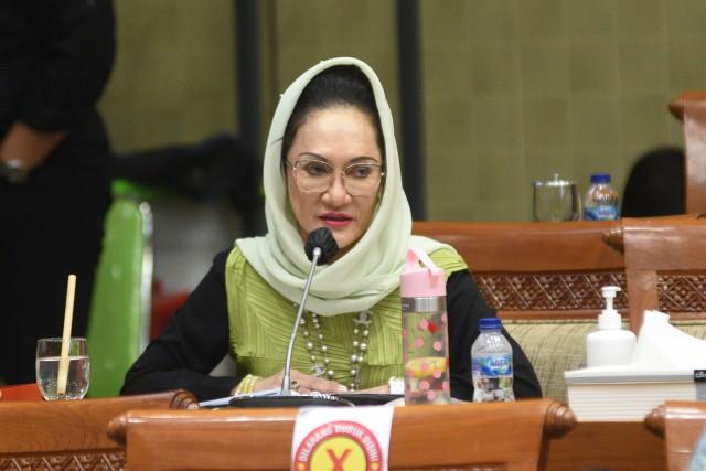 Dewi Asmara Minta Kemenkes Jemput Bola Perhatikan Pasien COVID-19 Isoman Di Daerah Terpencil