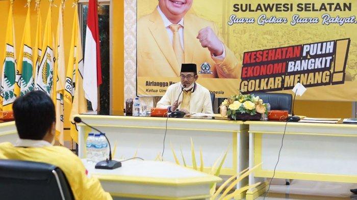 Marzuki Wadeng Gantikan Tugas Taqwa Muller Pimpin Konsolidasi Golkar Luwu Timur