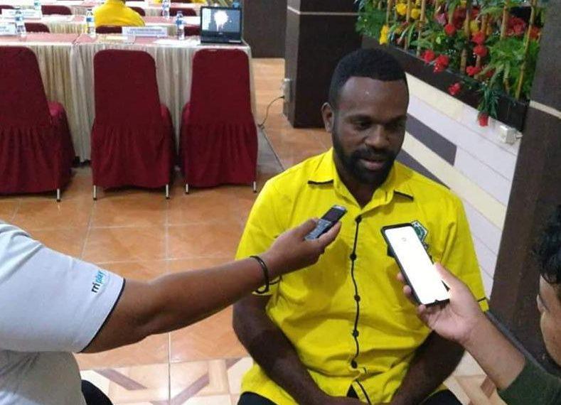 AMPG Nilai Rudi Timisela Kantongi Segudang Prestasi Selama Pimpin Golkar Papua Barat