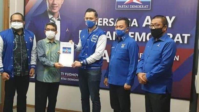 Tak Diusung Golkar di Pilbup Kutim, Kasmidi Bulang Kantongi Rekomendasi PKS dan Demokrat