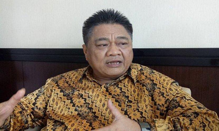 Tak Masuk Struktur DPP, Ridwan Hisjam Tegaskan Belum Mundur Dari Pencalonan Ketum Golkar