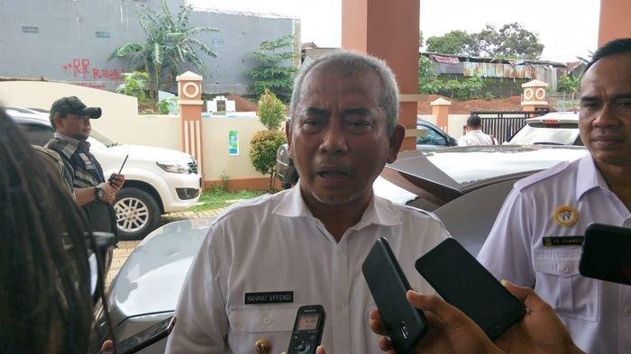 Rahmat Effendi Bantah Isu Bakal Bangun 10 SMPN Baru di Kota Bekasi