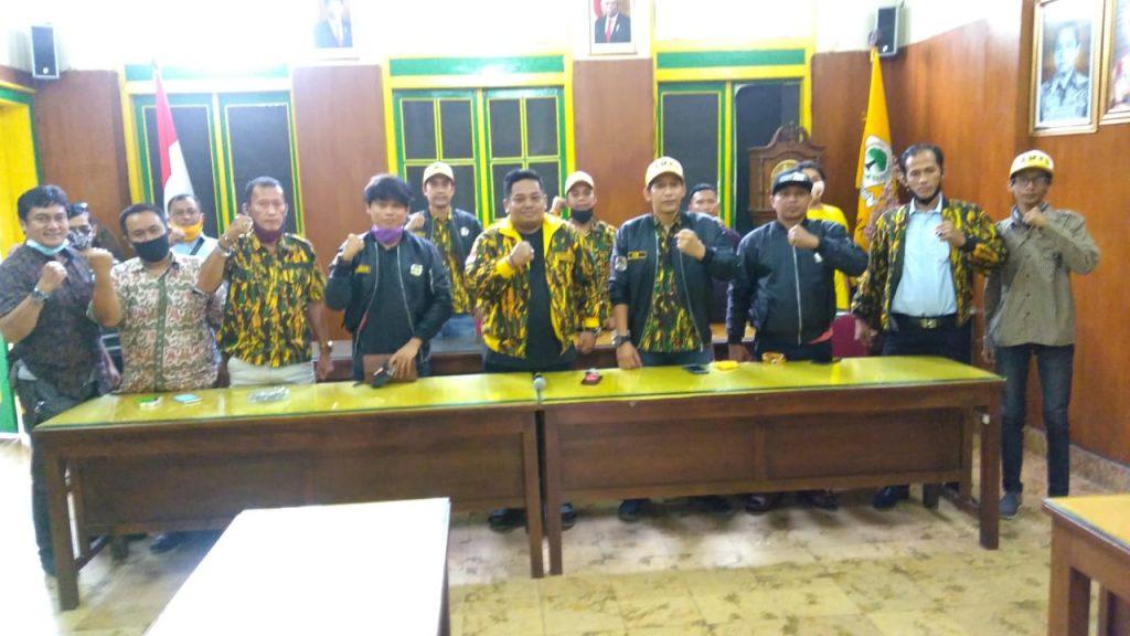 Ingin Sapu Bersih Pilkada 2020, Ihwan Setiawan Revitalisasi Pengurus AMPG DIY