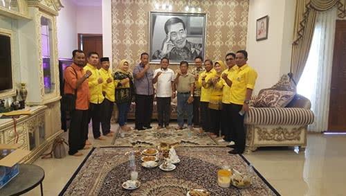 Eka Supria Atmaja Digoyang Mosi Tak Percaya, Golkar Kabupaten Bekasi Pastikan Tetap Solid