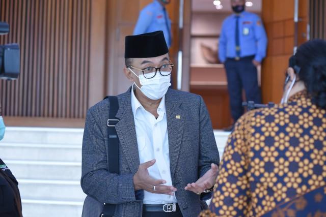 Agung Widyantoro Harap Pilkada 2020 Hasilkan Pemimpin Yang Mampu Atasi Dampak Ekonomi COVID-19
