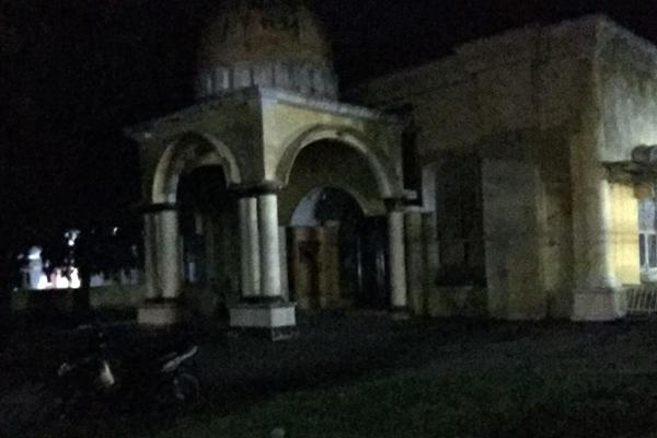 Tunggak Tagihan, PLN Putus Aliran Listrik Gedung Kantor Golkar Kabupaten Gorontalo