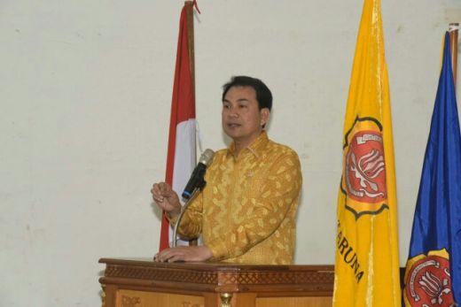 Azis Syamsuddin Ingatkan Karang Taruna Sinergi dan Setia Pada Ideologi Pancasila