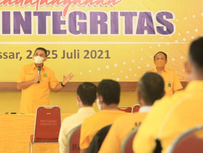 Munafri Rampungkan Struktur Pengurus Golkar Kota Makassar, Irianto Ahmad Sekretaris Ismail Bendahara
