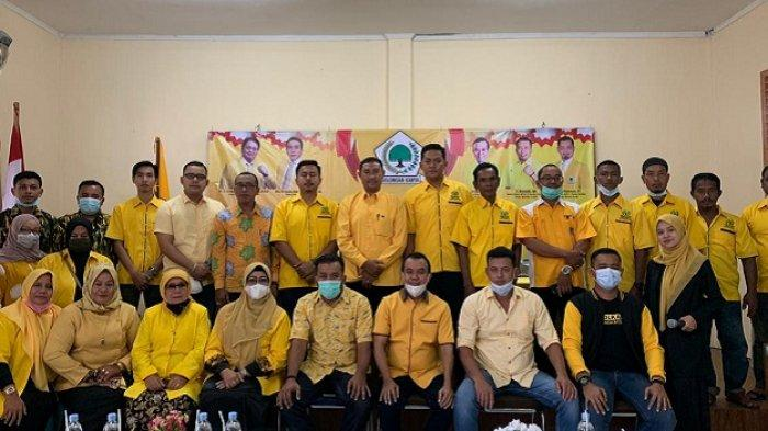 Golkar Gelar Muscam se-Banda Aceh, Sabri Badruddin: Upaya Pengurus Panaskan Mesin