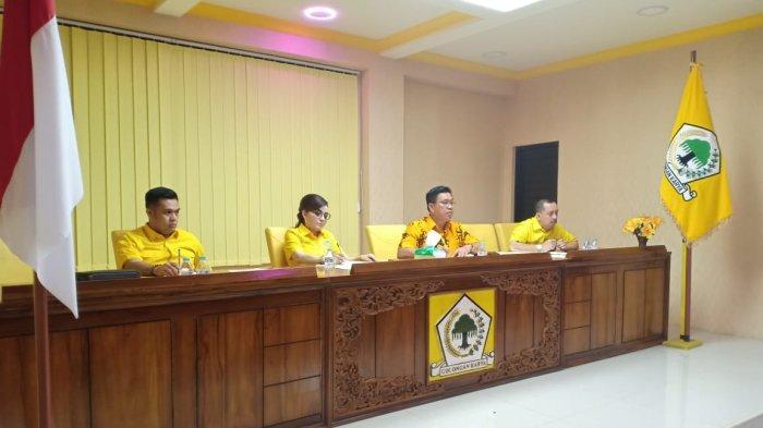 Pleno Golkar Putuskan Usung Tetty Paruntu di Pilgub Sulut 2020