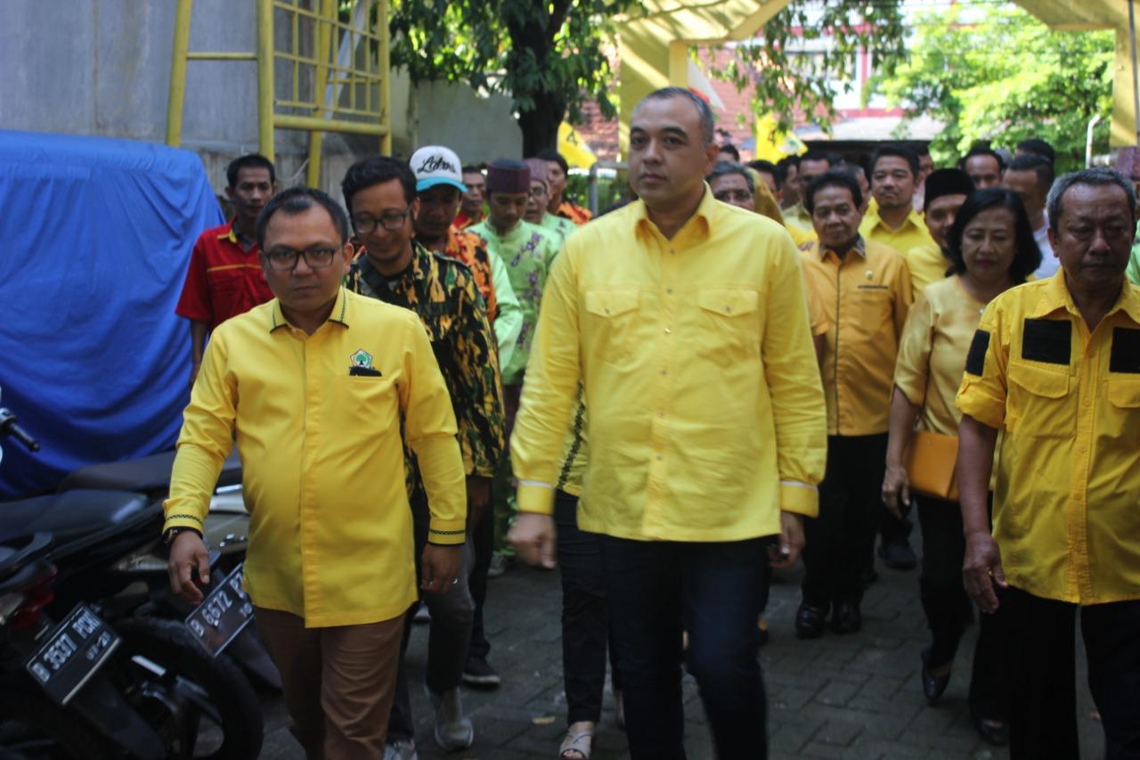 Kantongi Suara 6 DPD II Golkar se-DKI, Ahmed Zaki Iskandar Optimis Menang Aklamasi di Musda