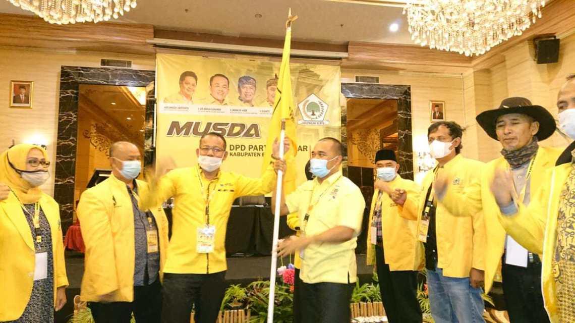 MDI Tolak Hasil Musda Golkar Kabupaten Bandung, Ini Alasannya