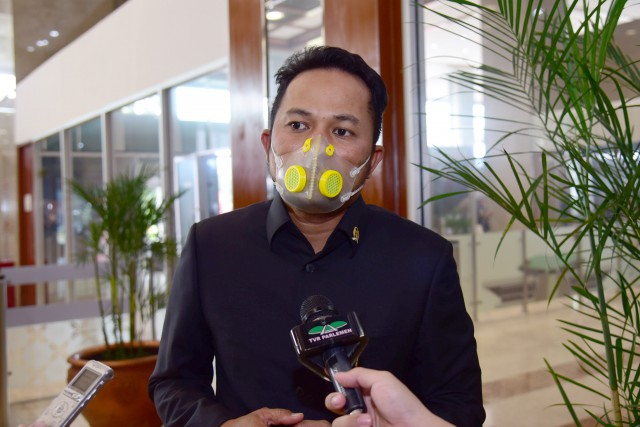 Rudy Mas'ud Pertanyakan Berkurangnya Volume LPG 3 Kg Bersubsidi Untuk Tahun 2021